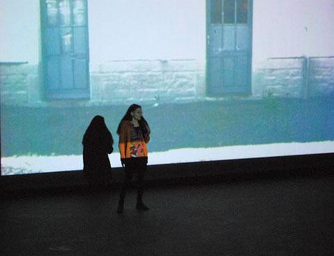 spectacle vidéo poésie NousOV