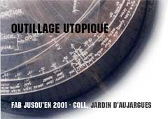 outillage utopique d'A. Strid