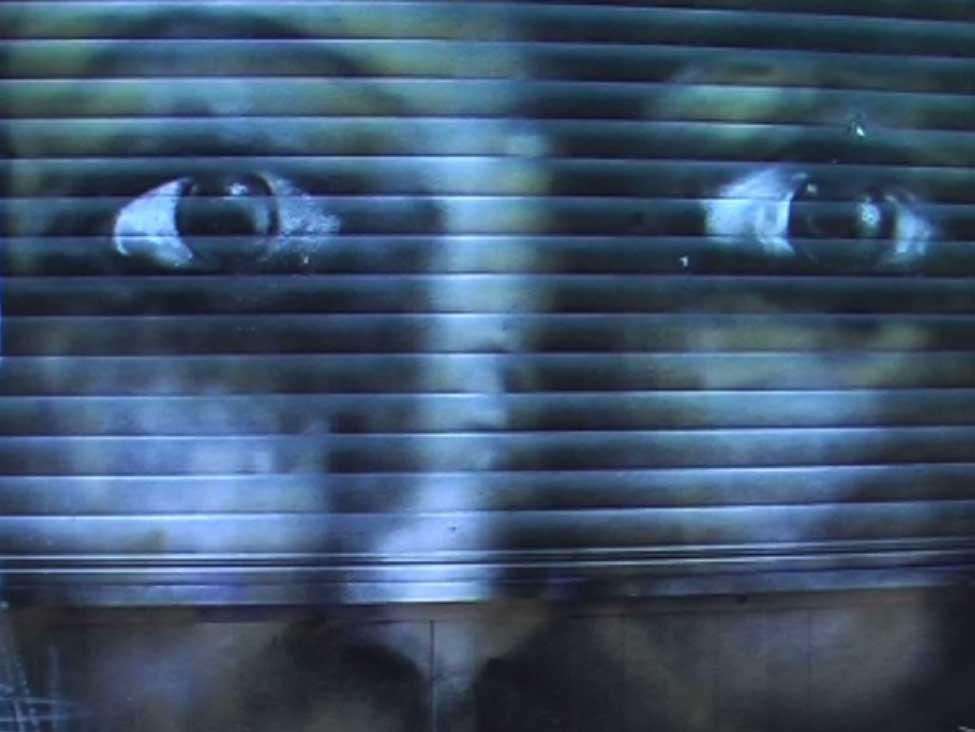 Transe - poésie : vidéo poème Le four renversé et l'oxygène d'A.Strid