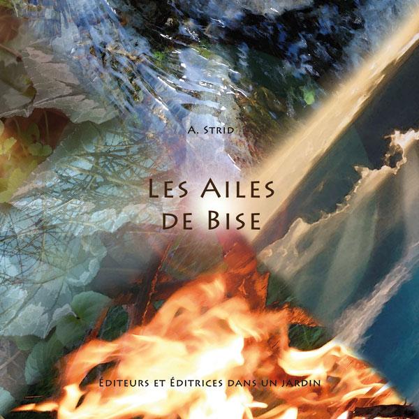 couverture du livre Les Ailes de Bise d'A. Strid